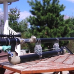 Pneumatic Golf Ball Rifle (Summer 2013)